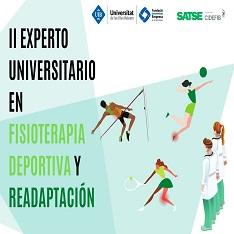 ExUn en Fisioteràpia Esportiva i Readaptació_20 ECTS