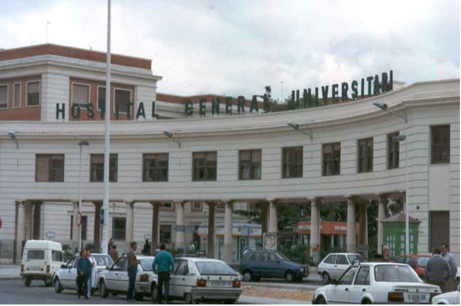 Actualización para pruebas selectivas de Enfermería. Consorcio Hospital General Universitario de Valencia
